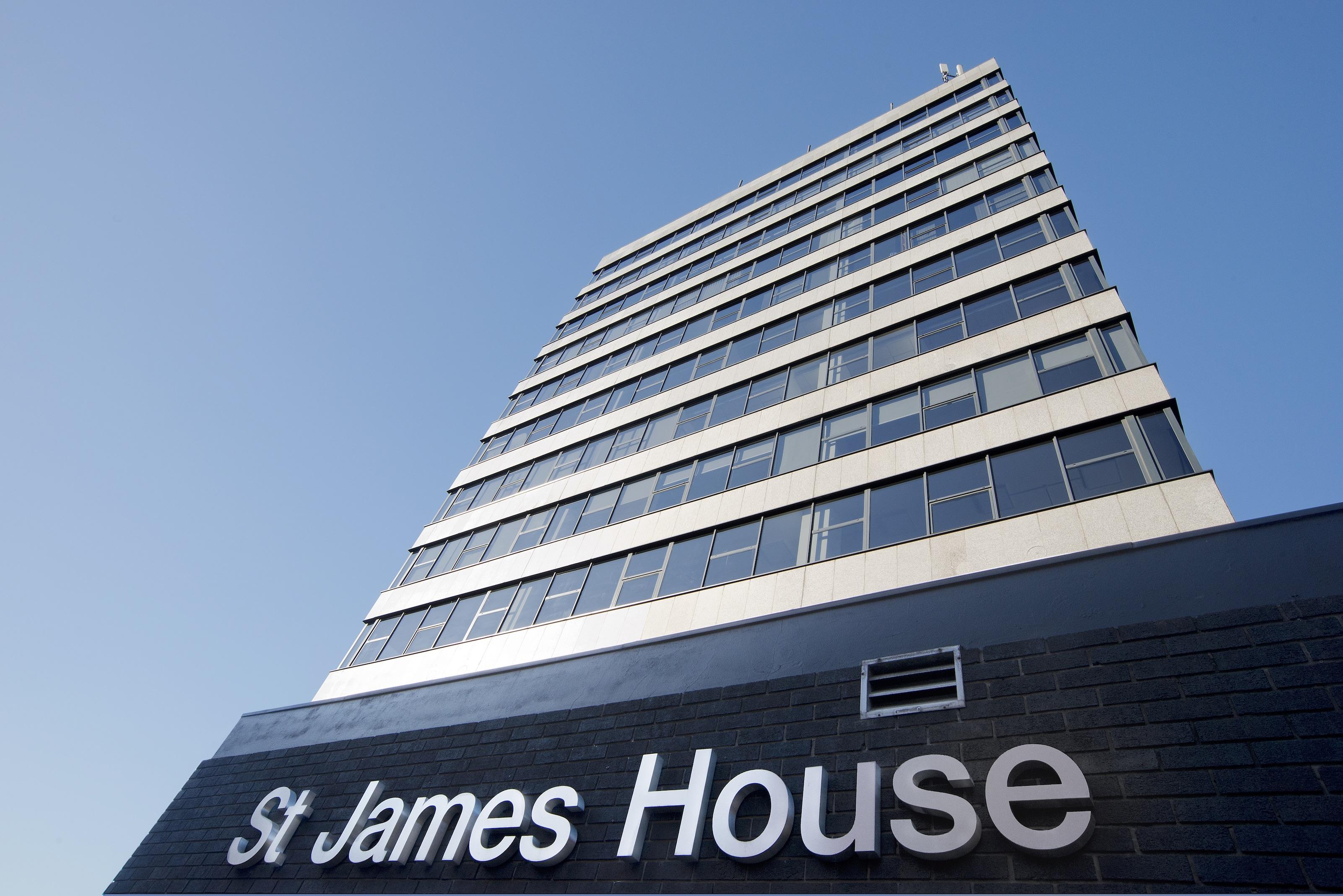 St James House