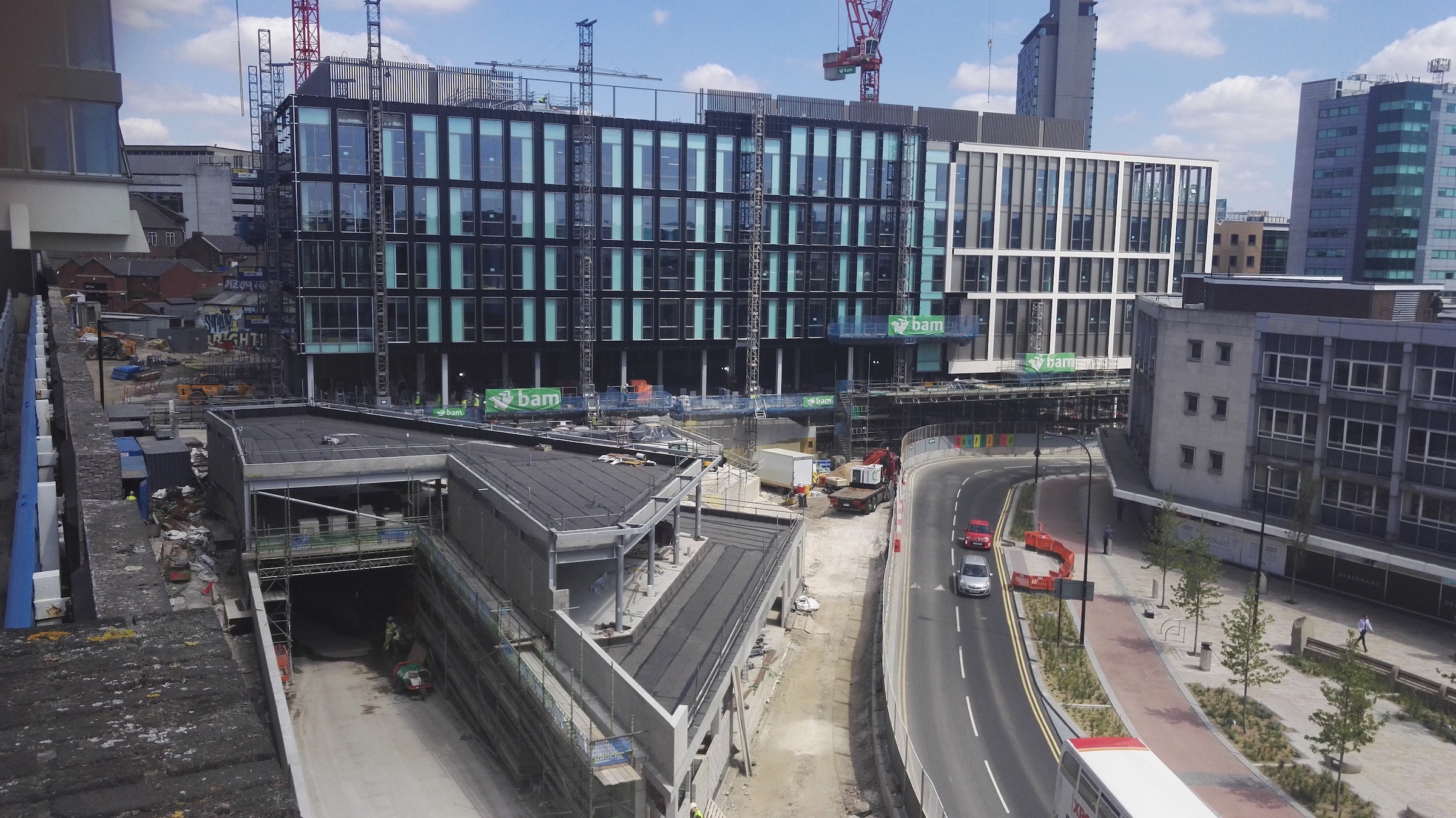"""No 1 Charter Square: """"super prime"""" office space coming…."""