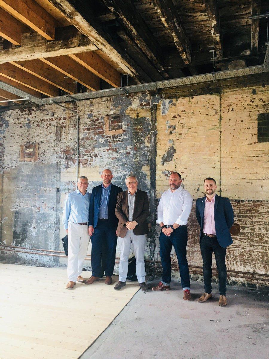 London Property Alliance visit Sheffield