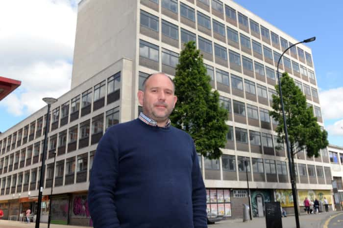 Sheffield is on the up: 32 Eyre Street