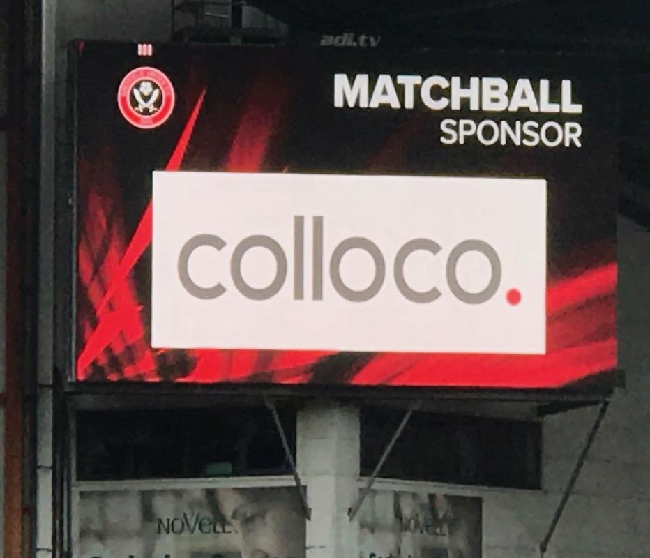 Sheffield United: Matchball Sponsor