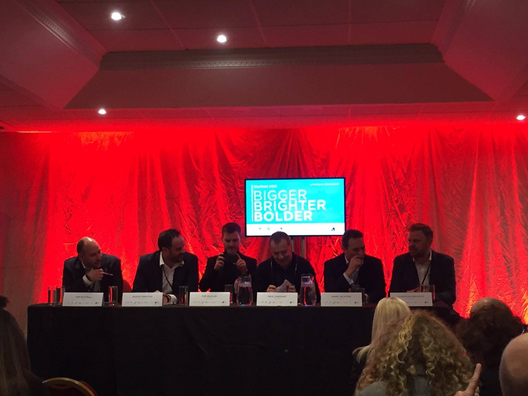 Bigger, Brighter, Bolder: Sheffield 2025 event