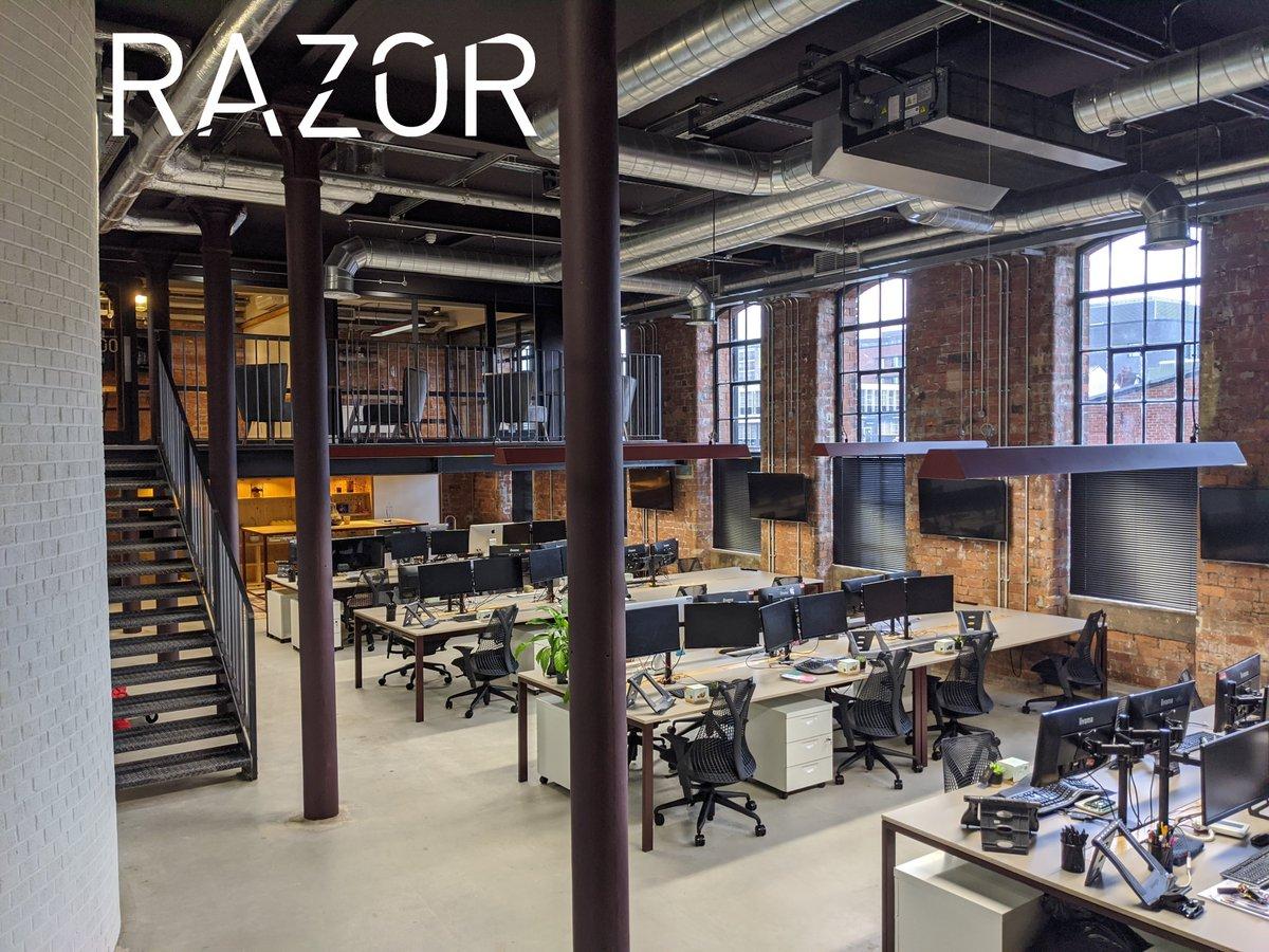 Cutting Edge Company Razor @ Speedwell Works