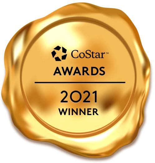 2021 CoStar Award Winners Announced!